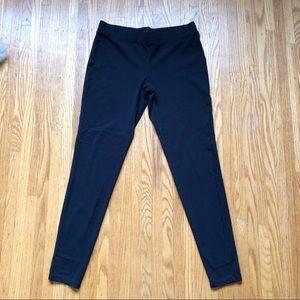 Express Black Leggings Size Medium